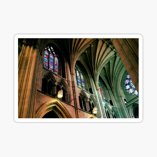 National Cathedral Beauty Sticker