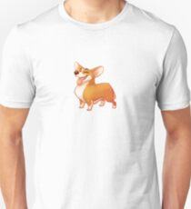 Happy Corgi Unisex T-Shirt