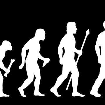 Evolution Of Man Riot Police by BeyondEvolved