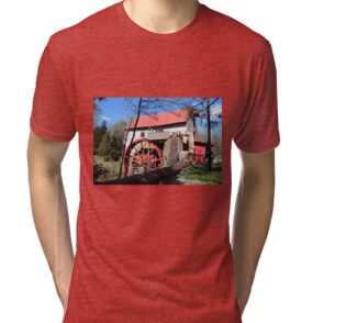 Old Mill Of Guilford Framed Prints By Virginian Redbubble
