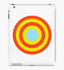 Captain Iron iPad Case/Skin