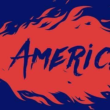 American Fire Eagle! de Gigabyte