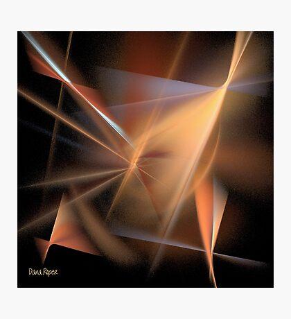 Path of Light Photographic Print
