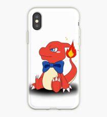 Charming Charmeleon iPhone Case