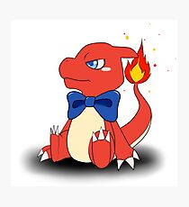 Charming Charmeleon Photographic Print