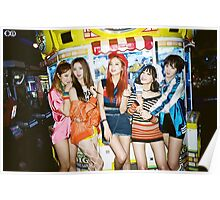 exid street poster Poster