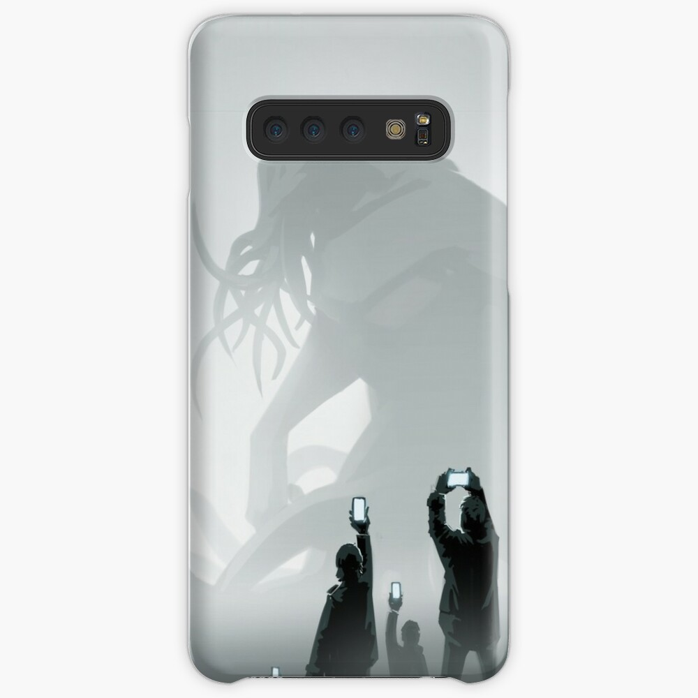 The End lol Case & Skin for Samsung Galaxy