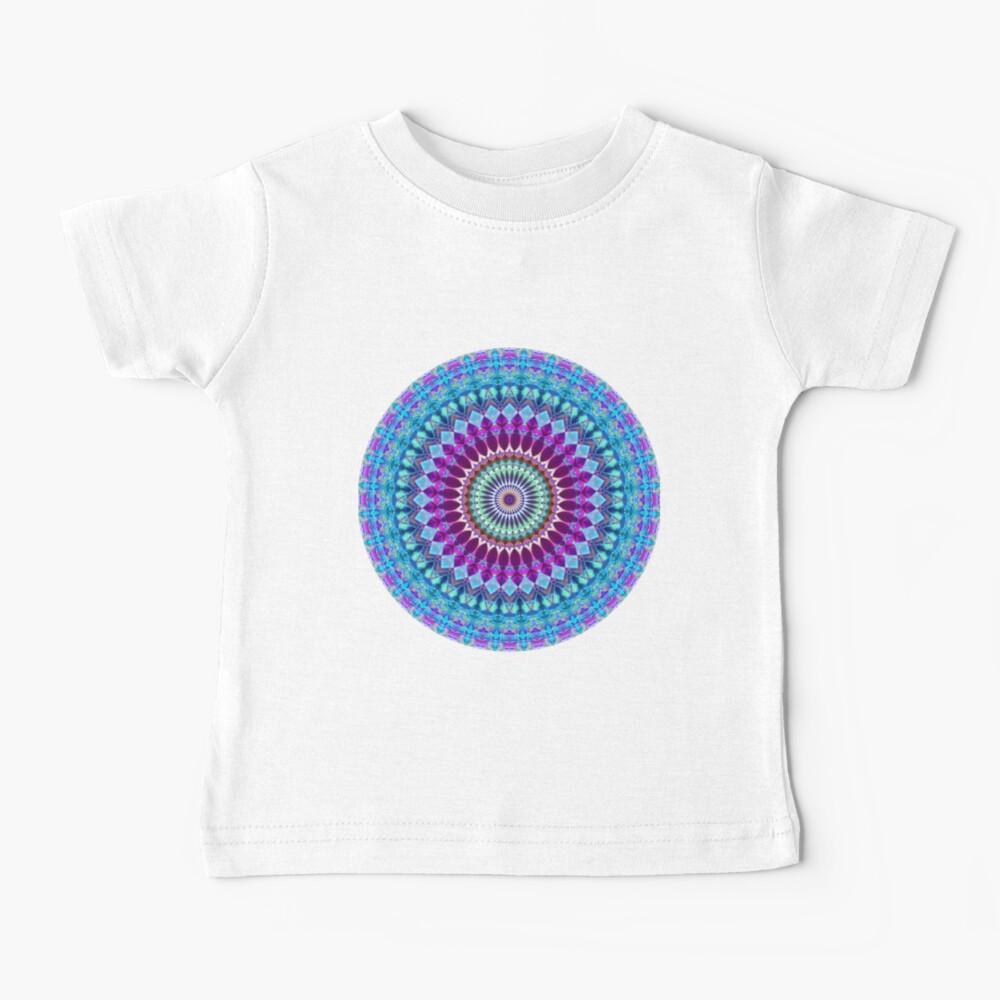 Geometric Mandala Baby T-Shirt