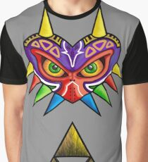 Corrupted Triforce Graphic T-Shirt