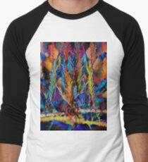 Color-fully Yours Men's Baseball ¾ T-Shirt
