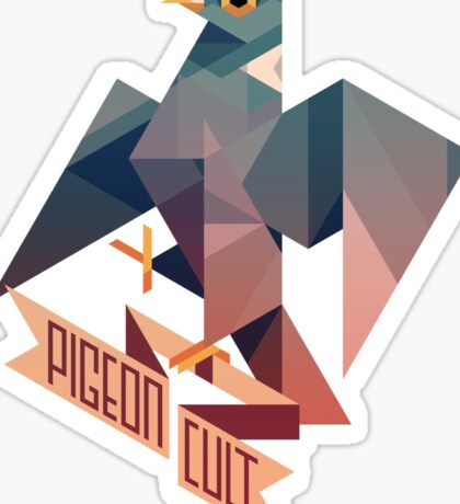 Pigeon Cult Sticker