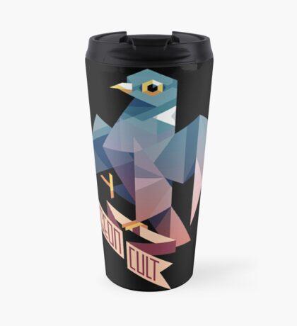 Pigeon Cult Travel Mug