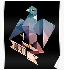 Pigeon Cult Poster