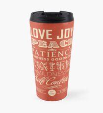 Fruit of the Spirit (Galatians 5:22) Travel Mug