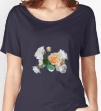 English roses Women's Relaxed Fit T-Shirt