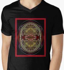 PANSPERMIA HYPOTHESIS 789 Men's V-Neck T-Shirt