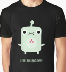 Little Monster - I'm Hungry! Graphic T-Shirt