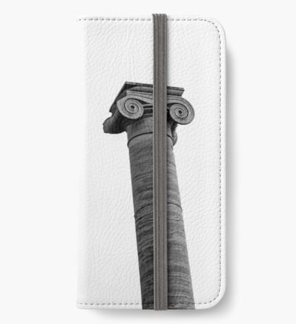 Pillars of Strength iPhone Wallet