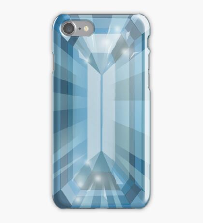 Aquamarine - EC iPhone Case/Skin