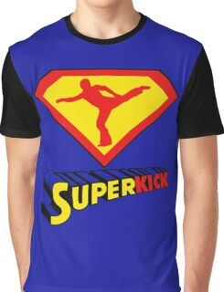 Superkick! Graphic T-Shirt