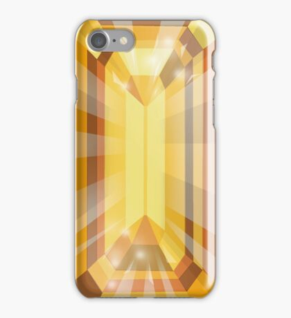 Citrine - EC iPhone Case/Skin