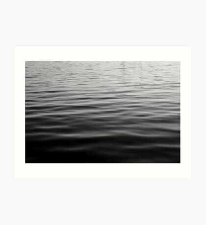 Uncharted Waters Art Print