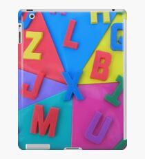 Random Letters iPad Case/Skin