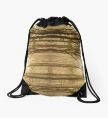 Paradoxical Forest Drawstring Bag