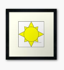 Sunboy, Legion of Superheroes Framed Print