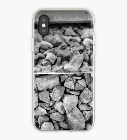 Rocks and a Hard Place iPhone Case