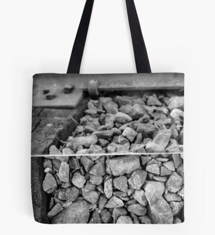 Rocks and a Hard Place Tote Bag