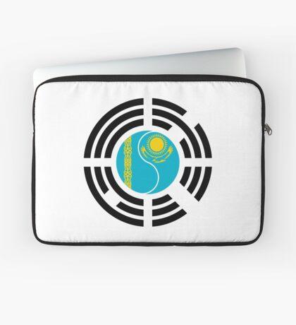 Korean Kazakhstan Multinational Patriot Flag Series Laptop Sleeve