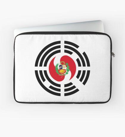 Korean Peruvian Multinational Patriot Flag Series Laptop Sleeve