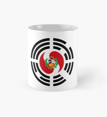 Korean Peruvian Multinational Patriot Flag Series Mug