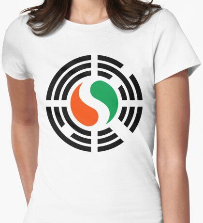 Korean Ivory Coast Multinational Patriot Flag Series T-Shirt