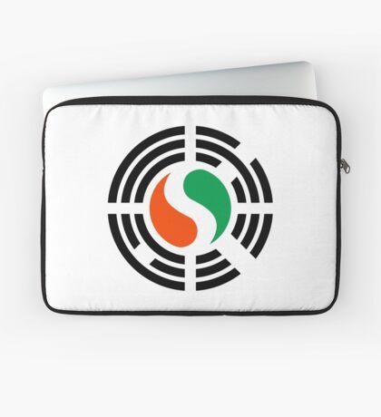 Korean Ivory Coast Multinational Patriot Flag Series Laptop Sleeve