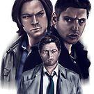 Supernatural by stevencraigart
