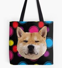 Hachiko Dog Tote Bag