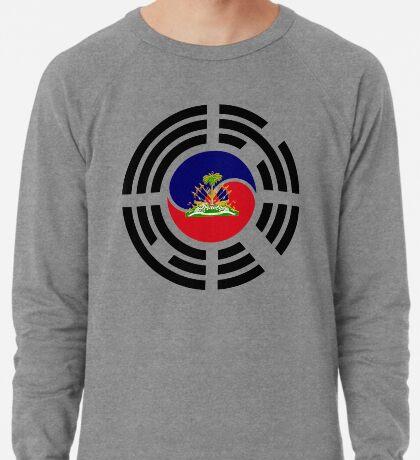 Korean Haitian Multinational Patriot Flag Series Lightweight Sweatshirt