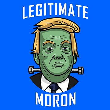 Frankentrump by legitimatemoron