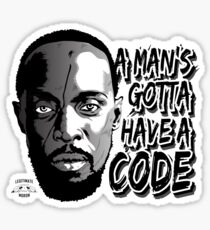 Gotta Have A Code Sticker