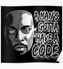 Gotta Have A Code Poster