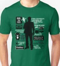 Dean Winchester Quotes Unisex T-Shirt