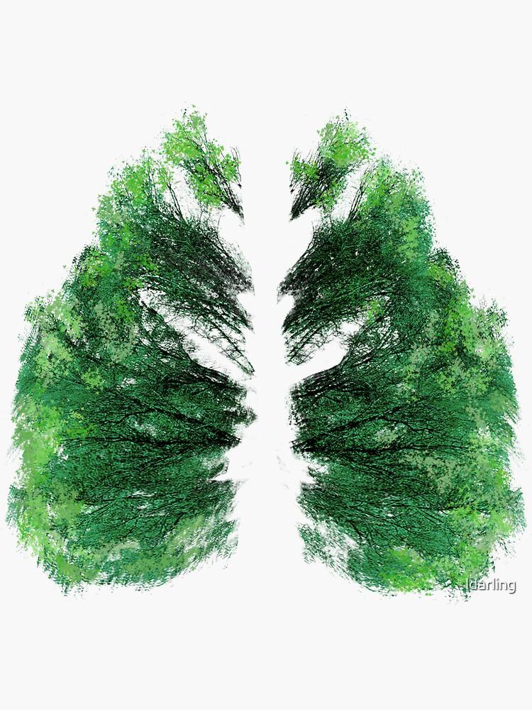 Nature Breath Grün von ldarling