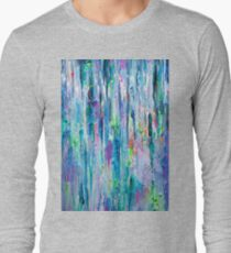 Silver Rain Long Sleeve T-Shirt