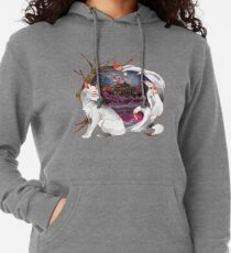 Into the Fox hole Lightweight Hoodie