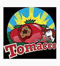 TOMACCO SIMPSONS Photographic Print
