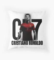 CRISTIANO RONALDO PORTUGAL CR7 Throw Pillow