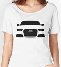Audi RS6 Quattro C7 Women's Relaxed Fit T-Shirt