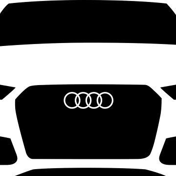 Audi RS6 Quattro C7 by LPDA69